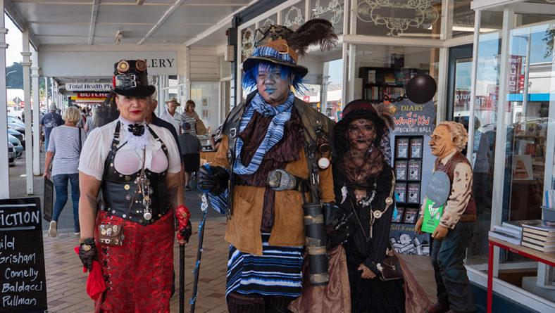 Thames Steampunk Parade